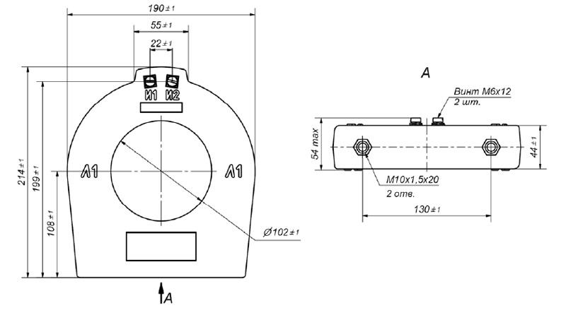 Трансформаторы ТЗЛУ-100-1